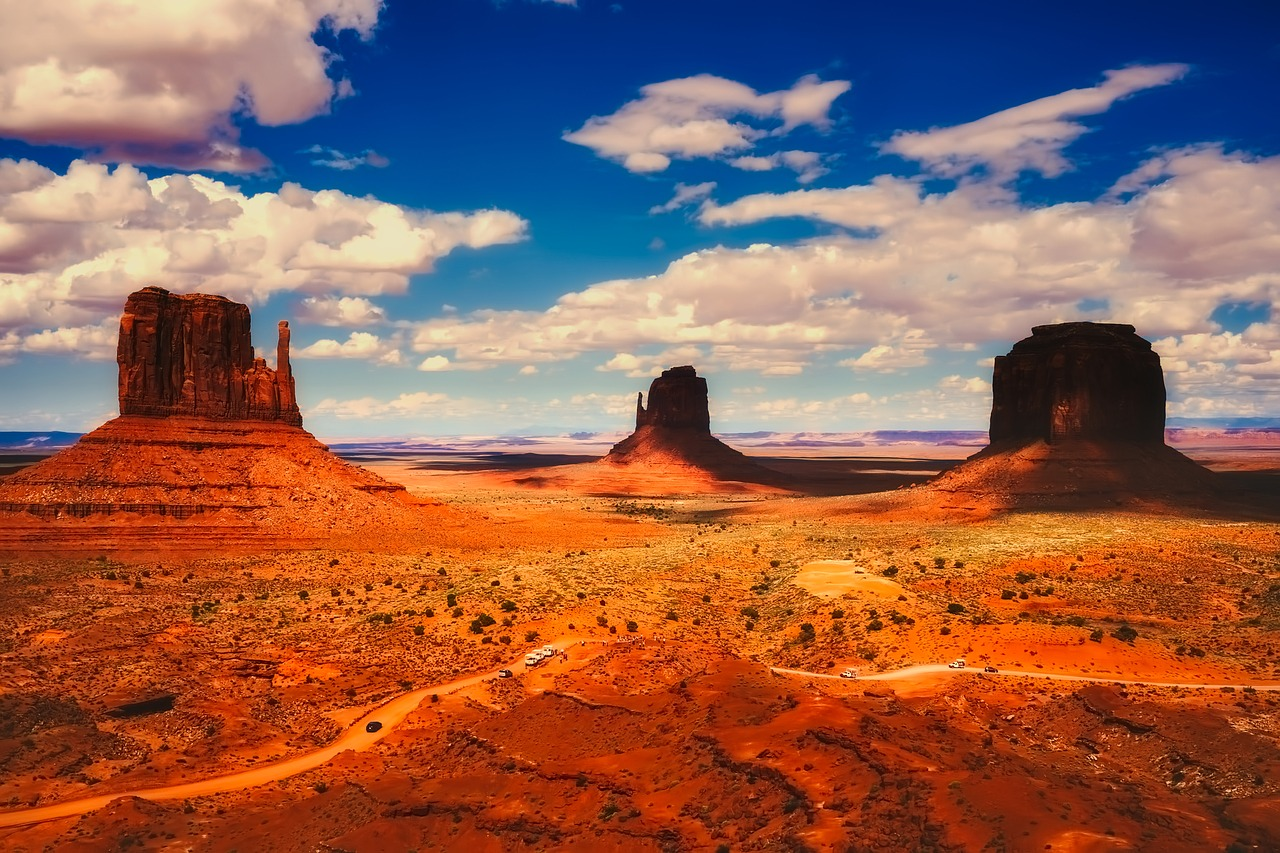 Monument Valley voyage USA